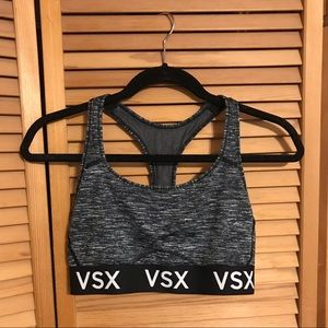 •Victoria Secret• Unlined Racerback Sports Bra